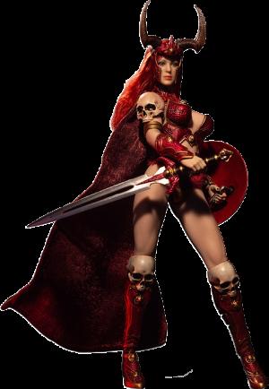 Sariah the Goddess of War Action Figure