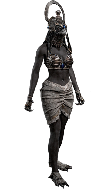 Month Deity of War (Silver) Sixth Scale Figure