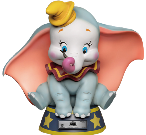 Beast Kingdom Dumbo (Special Edition) Statue