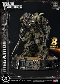 Gallery Image of Megatron Statue