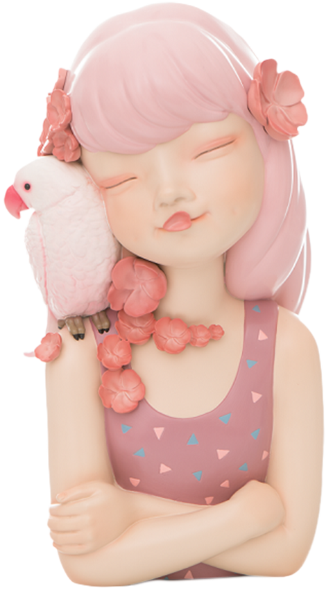 Kemelife Elf (Asaka Powder Pink) Bust