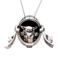 Gallery Image of The Child Hover Pram Pendant Jewelry