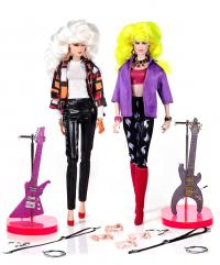 """Gallery Image of I Am A Giant Phyllis """"Pizzazz"""" Gabor™ and Roxanne """"Roxy"""" Pellegrini™ Gift Set Collectible Doll"""