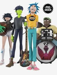 Gallery Image of Gorillaz Song Machine Band Full Set Designer Collectible Toy