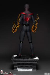 Gallery Image of Spider-Man: Miles Morales Statue