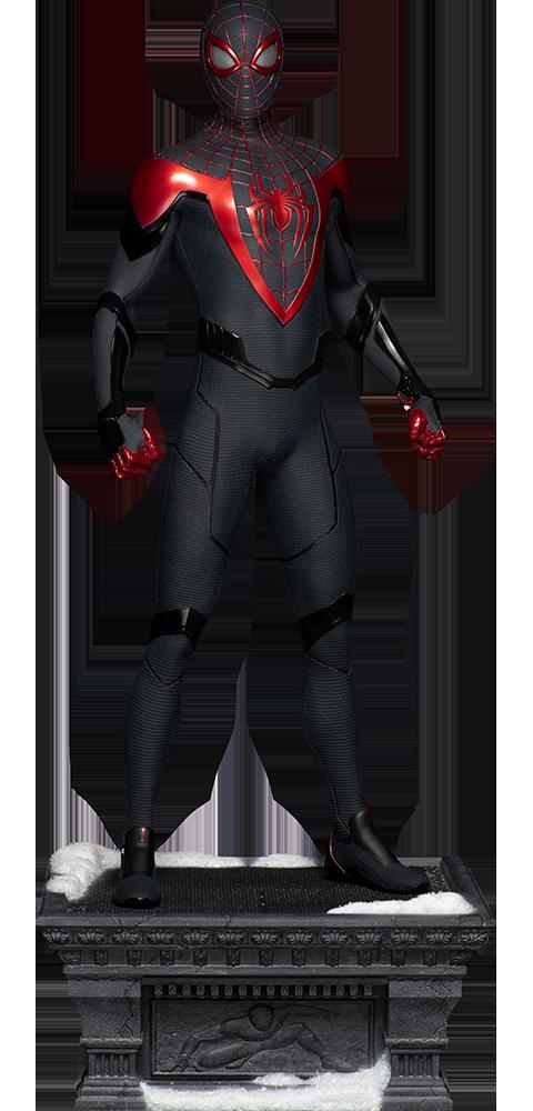 PCS Spider-Man: Miles Morales 1:3 Scale Statue
