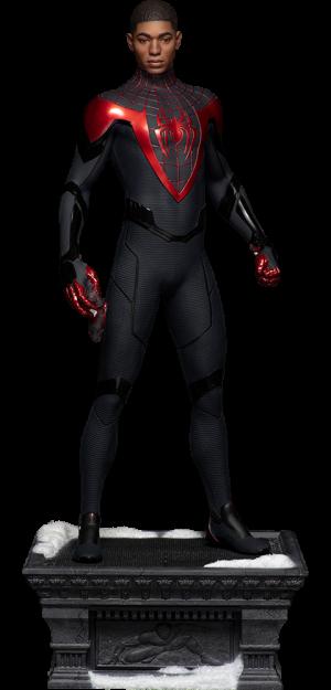 Spider-Man: Miles Morales 1:3 Scale Statue
