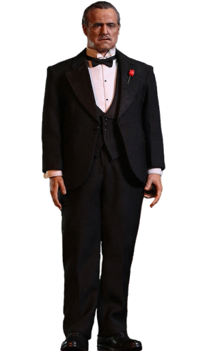 Vito Corleone Sixth Scale Figure