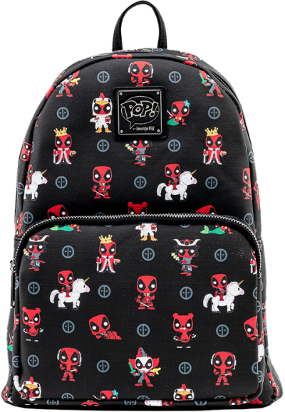 Deadpool 30th Anniversary AOP Mini Backpack Apparel