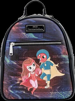 Wanda Vision Chibi Mini Backpack Apparel