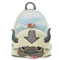 Gallery Image of Aang Appa Cosplay Plush Mini Backpack Apparel