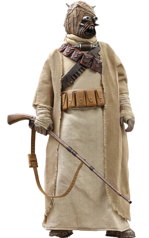 Hot Toys Tusken Raider Sixth Scale Figure