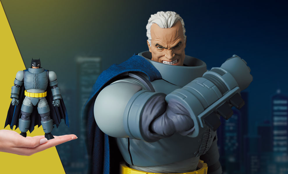 Gallery Feature Image of Armored Batman (The Dark Knight Returns) Collectible Figure - Click to open image gallery