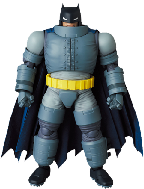 Medicom Toy Armored Batman (The Dark Knight Returns) Collectible Figure