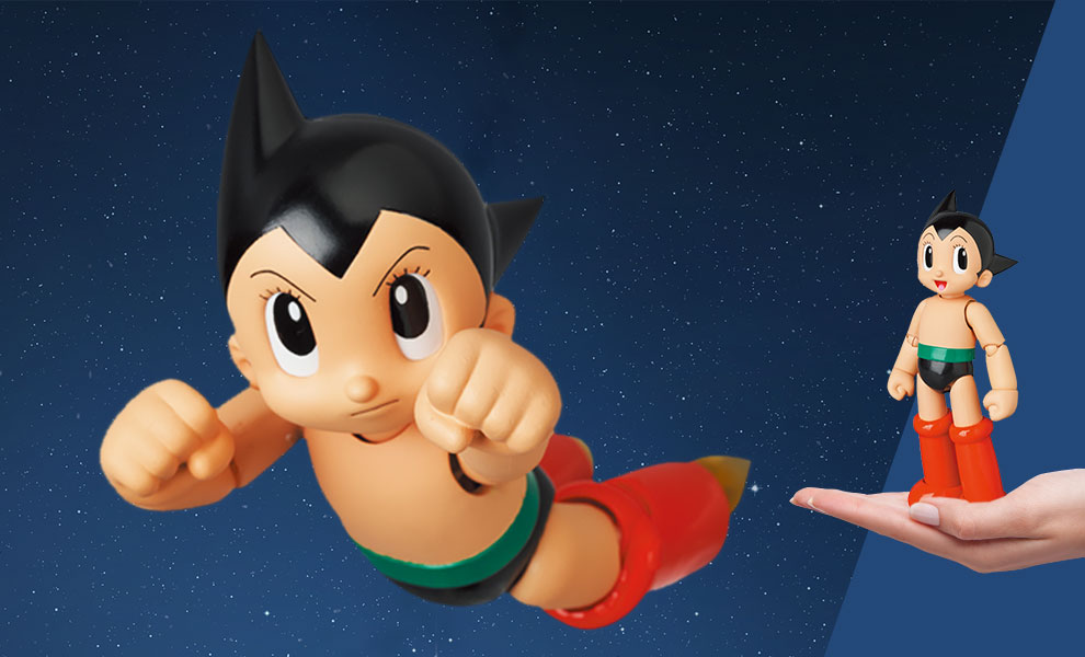 Gallery Feature Image of Astro Boy Version 1.5 Collectible Figure - Click to open image gallery