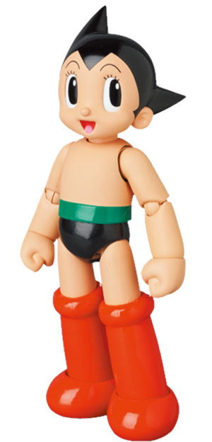 Astro Boy Version 1.5 Collectible Figure