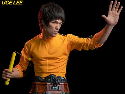 Infinity Studio Bruce Lee Life-Size Bust