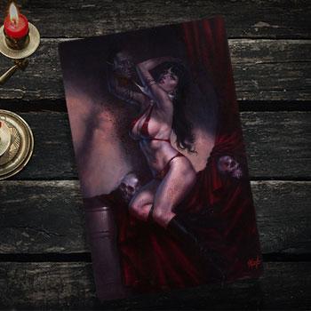 Vampirella #10 (Special Virgin Painted Cover by Lucio Parillo) Book