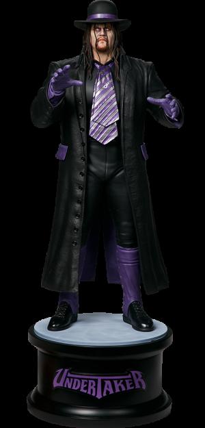 The Undertaker: Summer Slam '94 Statue