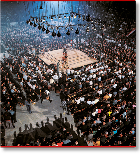 TASCHEN Leifer, Boxing. 60 Years of Fights and Fighters Book