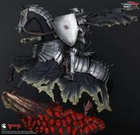 Gallery Image of Skull Knight Statue