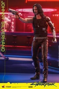 Gallery Image of Johnny Silverhand Sixth Scale Figure