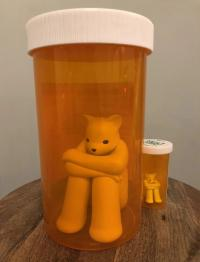 Gallery Image of The Prisoner XL - Vicodin Collectible Figure