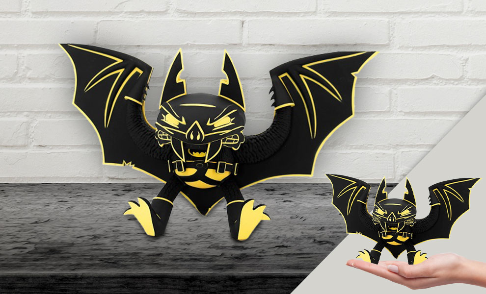 Gallery Feature Image of Batman - Lava Flow Colorway Vinyl Collectible - Click to open image gallery