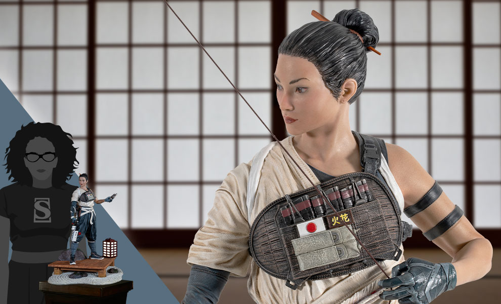 Gallery Feature Image of Hibana Statue - Click to open image gallery