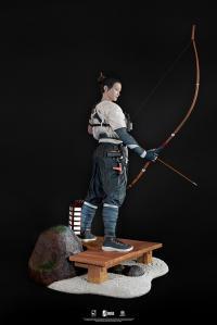 Gallery Image of Hibana Statue