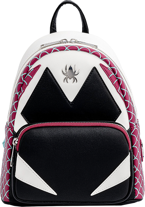 Loungefly Spider-Gwen Cosplay Mini Backpack Apparel