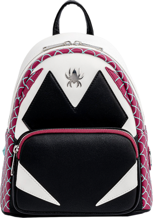 Spider-Gwen Cosplay Mini Backpack Apparel