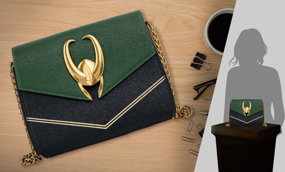 Gallery Feature Image of Loki Crossbody Apparel - Click to open image gallery