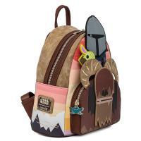 Gallery Image of Mandalorian Bantha Ride Mini Backpack Apparel