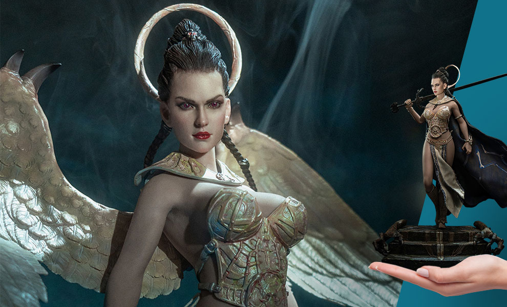 Gallery Feature Image of Kier : Shadow of Heaven Sixth Scale Figure - Click to open image gallery