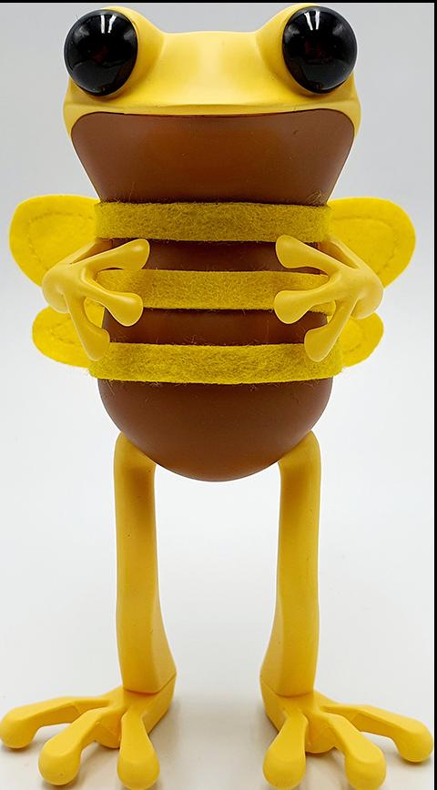 twelveDot Bee's Knees Designer Toy