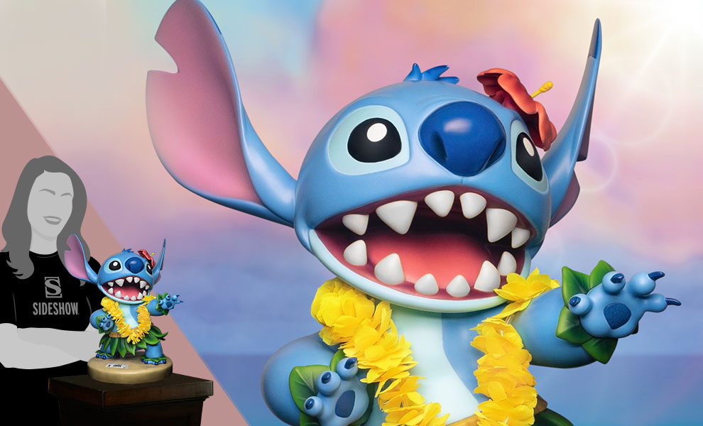 Gallery Feature Image of Hula Stitch Statue - Click to open image gallery