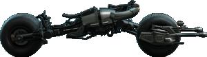 Bat-Pod Sixth Scale Figure Accessory