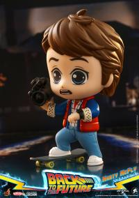 Gallery Image of Marty McFly Cosbaby(S) Collectible Figure