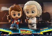 Gallery Image of Doc Brown Cosbaby(S) Collectible Figure