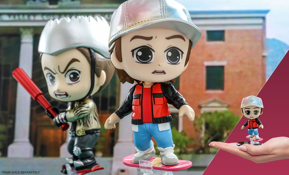 Gallery Feature Image of Marty McFly Collectible Figure - Click to open image gallery