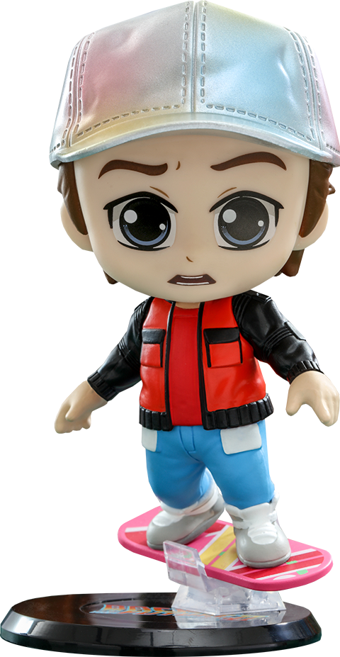 Hot Toys Marty McFly Collectible Figure