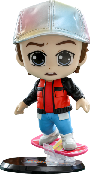 Marty McFly Collectible Figure