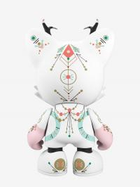 Gallery Image of Frostbite Fauna SuperJanky Designer Collectible Toy