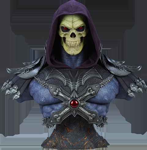Tweeterhead Skeletor Legends Life-Size Bust