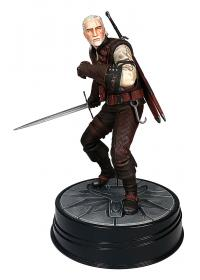 Gallery Image of Geralt Manticore Figure