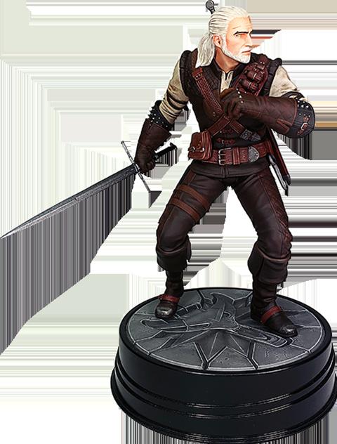 Dark Horse Comics Geralt Manticore Figure