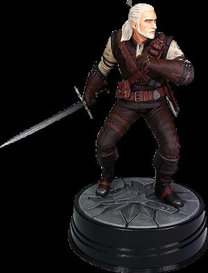 Geralt Manticore Figure