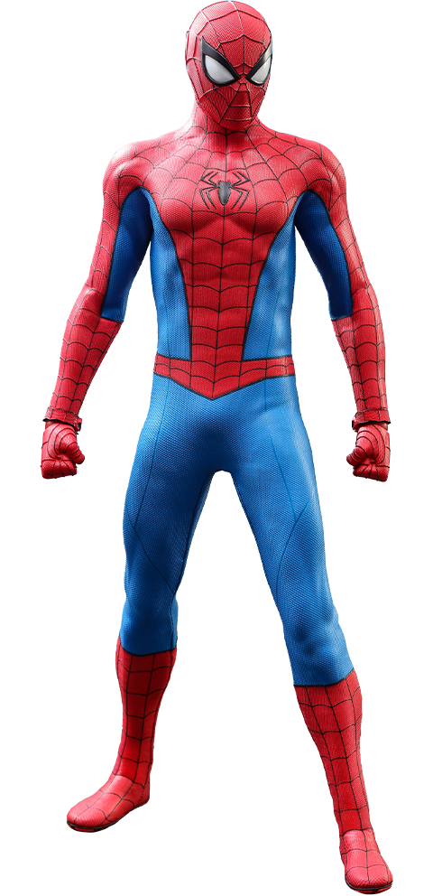 Hot Toys Spider-Man (Classic Suit) Sixth Scale Figure