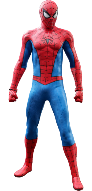 Spider-Man (Classic Suit) Sixth Scale Figure